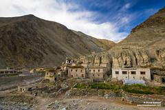 Shingo village, Ladakh, Jammu & Kashmir (Bharat Baswani) Tags: houses trek village mud traditional culture valley kashmir ladakh jammu villagelife shingo markha