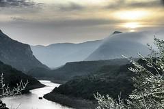 Cedrino river near Dorgali, Sardinia. (salvatore zizi) Tags: river sardinia salvatore zizi dorgali cedrino