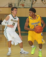 D114899A (RobHelfman) Tags: sports basketball losangeles highschool crenshaw miracosta