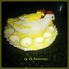961129_10202179854976644_681153090_n (Artesanato com amor by Lu Guimaraes) Tags: galinha artesanato porta ovos crochê