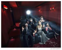 Cinematic Family (cademartinphoto) Tags: family woman cinema kids mom velvet blonde epic storytelling bluemercury
