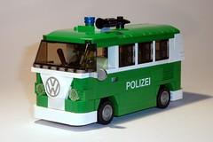 polizei lkw lego