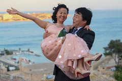 Bodas (Joshua Domínguez) Tags: santa wedding españa love canon 50mm spain retrato amor boda happiness korea alicante felicidad castillo bárbara reportaje