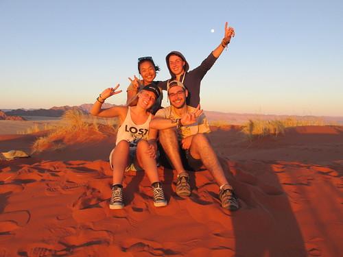 Couchsurfing, Namibie