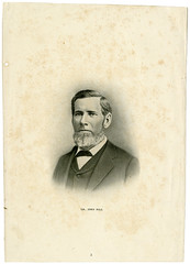 John Hill Sr. lithographic portrait (whatinthehill) Tags: portrait louisiana libraries beards lsu lithograph johnhill hillmemoriallibrary landgrantuniversities lsulibraries lsuspecialcollections