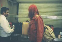 Getaway (Laura-Lynn Petrick) Tags: usa newyork tourism brooklyn underground subway airplane flying neon metro manhattan airplanes coffeeshop newyorker statueofliberty newarkairport chelseahotel redhaired newyorktourist chinatownmanhattan newyorkmonuments porterairlines newyorkairport traveltonewyork newyorkcitymetro chinatownmanhattannewyork lauralynnpetrick newyorksignage signerynewyork onanairplanetonewyork lauralynnpetricknewyorkcity jillianjerat lauralynnpetricknewyork