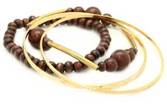 5th Avenue Brown Bracelet P9411A-3