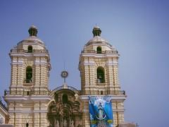 Convento de San Francisco (~MVI~ (warped)) Tags: peru lima conventodesanfrancisco shubertciencia limahistoriccenter