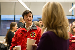 City Year Boston - Be the Change Breakfast - December 2014 (cityyear) Tags: city red people breakfast emily year group seven corps generations att schneider nonprofit mingle outwardbound mattmeyer meganlee slalomconsulting allisonthibodeau