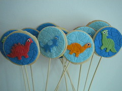 Galletitas Dinosaurios (Pastelera Bakery Shop) Tags: cookies dino palmademallorca pasteles islasbaleares pastelesdecorados pastelesdecoradospalmademallorca