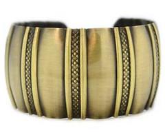 5th Avenue Brass Bracelet K2 P9491-4