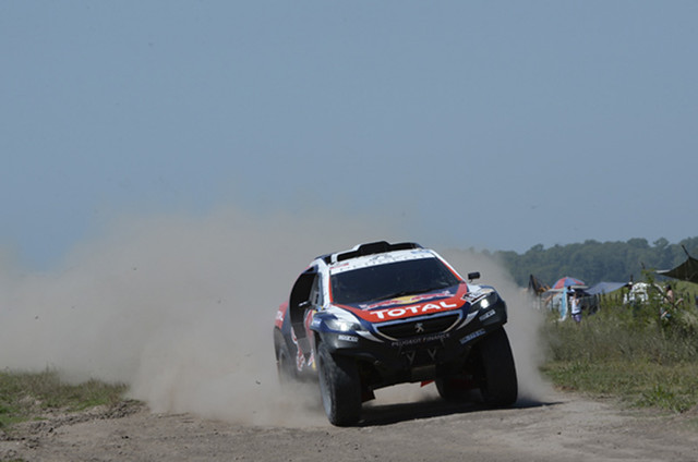 Dakar 2015 - Leg 1