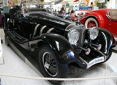 Black Prince (The Rubberbandman) Tags: black sports car museum race sedan vintage germany mercedes benz high ss convertible prince class german vehicle oldtimer expensive saloon cabrio speedster roadster highclass cabriolet prinz merc sinsheim ssk blackprince schwarzer oldvintage classcar