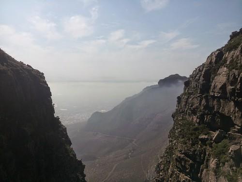 Table mountain, Cape Town, Afrique du Sud