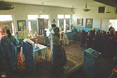 1997_11_06 - престольный день в Богородичном