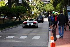 Lamborghini Murcielago Roadster (MonacoFreak) Tags: summer lifestyle montecarlo monaco lamborghini luxury supercar roadster murcielago 2014 topmarques lp6404