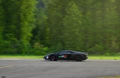Aventador (SupercarsofBC) Tags: canada race drag rally columbia diamond british sbc pemberton lamborghini nero nemesis 2016 aventador lp700 itlostagainstanff