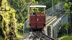 Reichenbachfall-Bahn (riese.laurenc) Tags: meiringen berneroberland switzerland reichenbachfallbahn grimselwelt sherlock holmes sherlockholmes nikon d5 nikond5 nikkor300