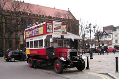 Chester Tours 946 WAE (KK70088) Tags: bus chester britishbuses 964wae