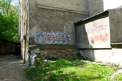Jame (022_graff) Tags: street graffiti warsaw graff pm bombing warszawa wwa throwup jame ksa blok legia 2015 yame ulica szersze wrzut 022graff graffwwa zakamarek wwagraff