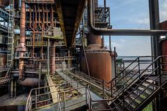Steel Industry #1 (Jetstream200) Tags: industry germany steel industrie ruhrgebiet dortmund stahl