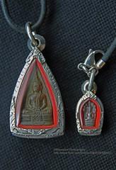 Phra Krang Thai, Thai Amulets (blauepics) Tags: silver thailand necklace thai poo puu doo amulet luang talisman phra phoo silber kette halskette duu sothon phor sothorn krang krueang