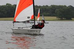 2164 (JamesOakley123) Tags: blue orange water sport sailing pro rs tera