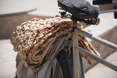 transport (=Mirjam=) Tags: travel bicycle bread iran middleeast culture transportation traveling mei kashan 2016 seeingtheworld travelingtheworld traveliran 100bicyclesproject 100bicyclesgroup nikond750