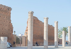Relax (Pamela Sia) Tags: rabat travelphotography sky ruins arquitecture morocco pillar