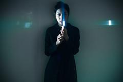 DSC_8533 (Ivan KT) Tags: light shadow portrait woman art girl photography lotus taiwan exhibition sight conceptual backlighting