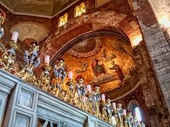 (Uberto) Tags: italy san italia basilica chiesa ciel doro pietro pavia ube uberto ubefoto