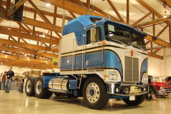 ATHS National 2016 (5) (RyanP77) Tags: aths truck show salem oregon peterbilt kw kenworth logger cabover pete freightliner marmon dump semi