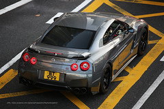 Nissan, GT-R, Causeway Bay, Hong Kong (Daryl Chapman Photography) Tags: auto china road windows hk cars car photoshop canon photography hongkong eos japanese drive is nice automobile driving nissan power wheels engine fast automotive headlights gas daryl ii brakes 5d petrol autos grip rims causewaybay f28 hkg fuel sar drivers cwb horsepower chapman gtr topgear mkiii bhp 70200l cs6 worldcars darylchapman bt999