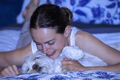 Love Is (OdeteCondeOliveira) Tags: dog pet love store emotion princess killed strangled groomer boubahs