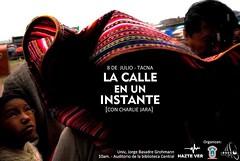 Luz para los ojos! Nos vamos predicando el evangelio del Street photo, Una mochila, una cámara y muchas ganas por compartir. #StreetPhoto #PeruStreet #Charliejara #StreetPhoto #Perú #HazteVer #Conversatorio #Charla #Tacna #Fotografía #Tacna #MíratePerú (Charlie.Jara) Tags: streetphoto perustreet charliejara perú haztever conversatorio charla tacna fotografía mírateperú