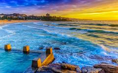 Coogee Beach (Paul_Ruggiero_) Tags: coogee beach sydney sunrise