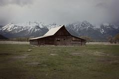 GTY_0154 (Kerri M.) Tags: wyoming grandtetonnationalpark mormonrow barns nationalparks tetonrange tetons