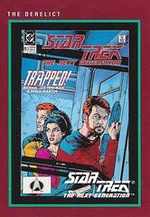 Star Trek The Next Generation Trading Card 148 Front (zigwaffle) Tags: startrekthenextgeneration startrek trading card sciencefiction 1991 impel paramount 25thanniversary