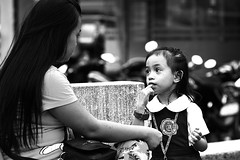 Mother and Child (iecharleton) Tags: philippines legazpi albay streetphotography candid