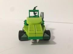 Beast Boy Mighty Micro - 6 (legobagel521) Tags: beast boy lego mighty micro dc micros comic