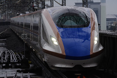 JR West W7 Series (W2) (HAMA-ANNEX) Tags: jp   shinkansen k1   jr  smcpentaxda300mmf4edifsdm