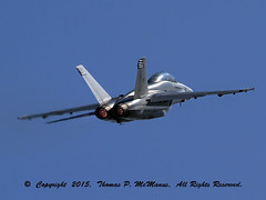 "BuNo:  168890   (Boeing, F/A-18F, ""Super Hornet"") (Thomas P. McManus) Tags: buno168890 boeingfa18fsuperhornet vfa122 ellingtonfieldkefdhoustontx wingsoverhouston canoneos7d canonef100~400iizoom"