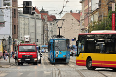 Konstal 105Na #2440+2439 MPK Wrocaw (3x105Na) Tags: konstal 105na 24402439 mpk wrocaw mpkwrocaw tramwaj tram strassenbahn polska poland polen