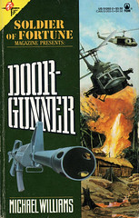 Novel-Door-Gunner-by-Michael-Williams (Count_Strad) Tags: novel cover art coverart book western scifi wwii