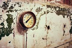 Rusty Gauge (nigelboulton72) Tags: rusty temperature gauge industrial