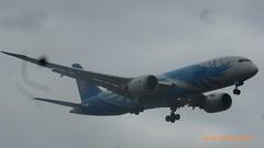 P1450609 B-2726 B787-81B Dreamliner CZ303 CAN-LHR at London Heathrow Airport (LJ61 GXN (was LK60 HPJ)) Tags: chinasouthernairlines chinasouthern303heavy cz303 csn303 boeing7878 boeing787 boeing7878dreamliner b78781b b2726 34924 36 generalelectric genx1b lhr egll londonheathrowairport