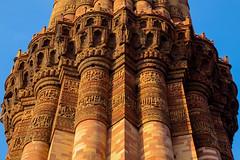 Qutab Minar | Delhi (chamorojas) Tags: albertorojas delhi g12 india chamorojas newdelhi