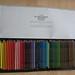 Tin of colouring pencils