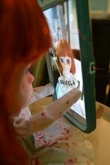 BaD Nov 17 - Dolly Selfie