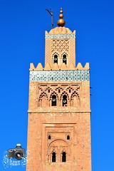 Koutoubia Minaret - Marrakesh (ShaunMYeo) Tags: morocco maroc marrakech marrakesh marruecos marokko marrocos fas marokas marokkó maroko koutoubiaminaret مغربي марокко